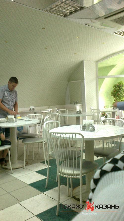Где перекусить в Казани: кафе Дом чая