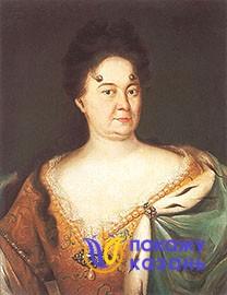 Дарья Михайловна Меншикова.