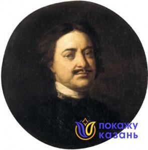 Иван Никитин. Портрет Петра Первого