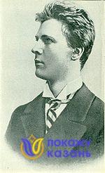 Федор Шаляпин.1893г