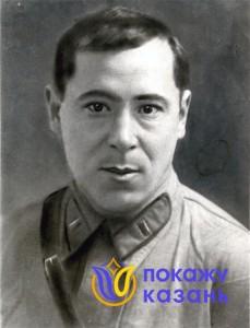 Муса Джалиль. Фотография 1941 года.