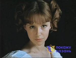 """Фильм-сказка """"Обыкновенное чудо"""". В роли Принцессы Е.Симонова."""