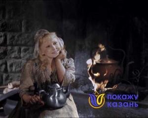 """Фильм-сказка """"Золушка"""" по сценарию Е.Шварца."""