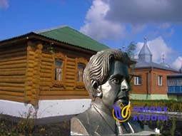 Дом-музей Хади Такташа в Мордовии.