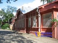 Дом-музей А.Е.Арбузова в Казани.