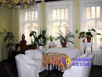 Дом-музей Арбузова. Интерьер.