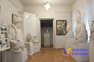 Музей Баки Урманче.