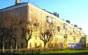 Дом на улице Лядова, где жил Королев.