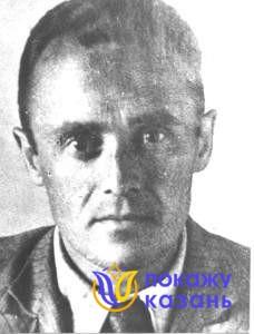 С.П.Королев (фото военного времени).